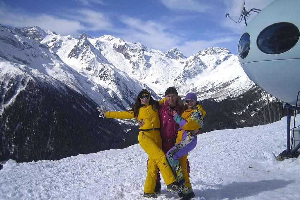 Направления для лыжников в России