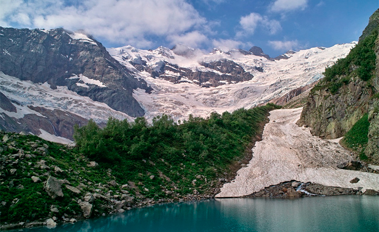 Озеро туров